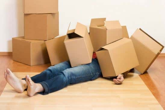 Do it yourself removals